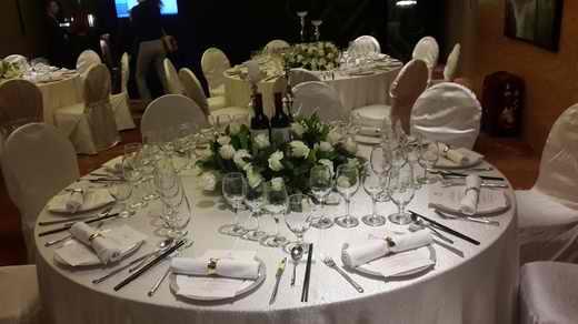 在哈尔滨五星级酒店万达索菲特举行了一场 高端红酒品鉴会,来自意大利